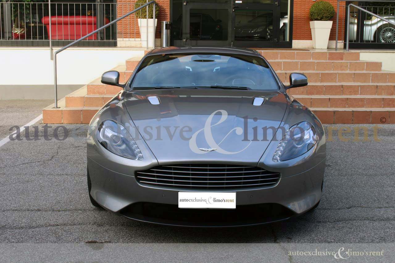 Autoexclusive Limosrent Aston Martin Db9 Gt Bond Edition Coupe Referenz Iww5211