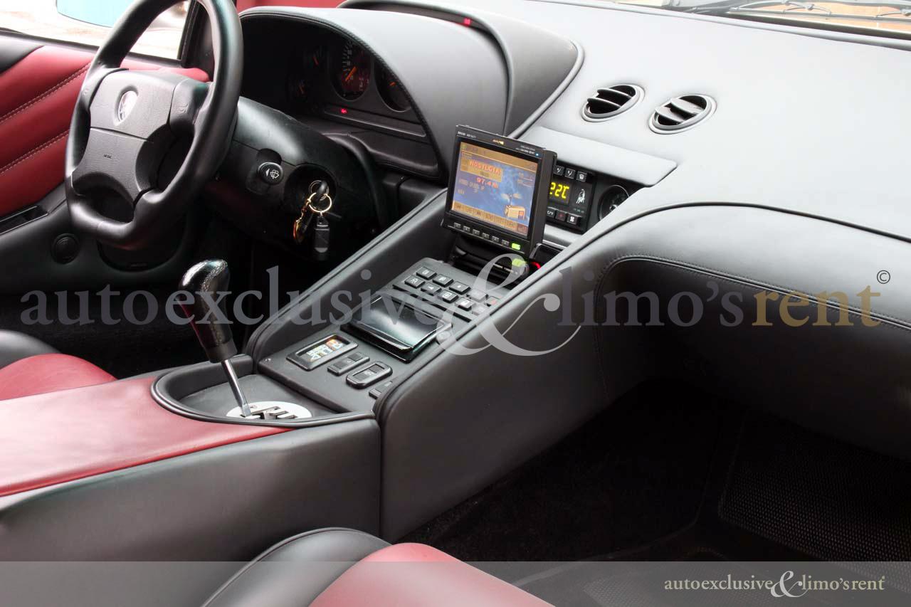 Autoexclusive Limosrent Lamborghini Diablo Roadster Vt Ref Iq639