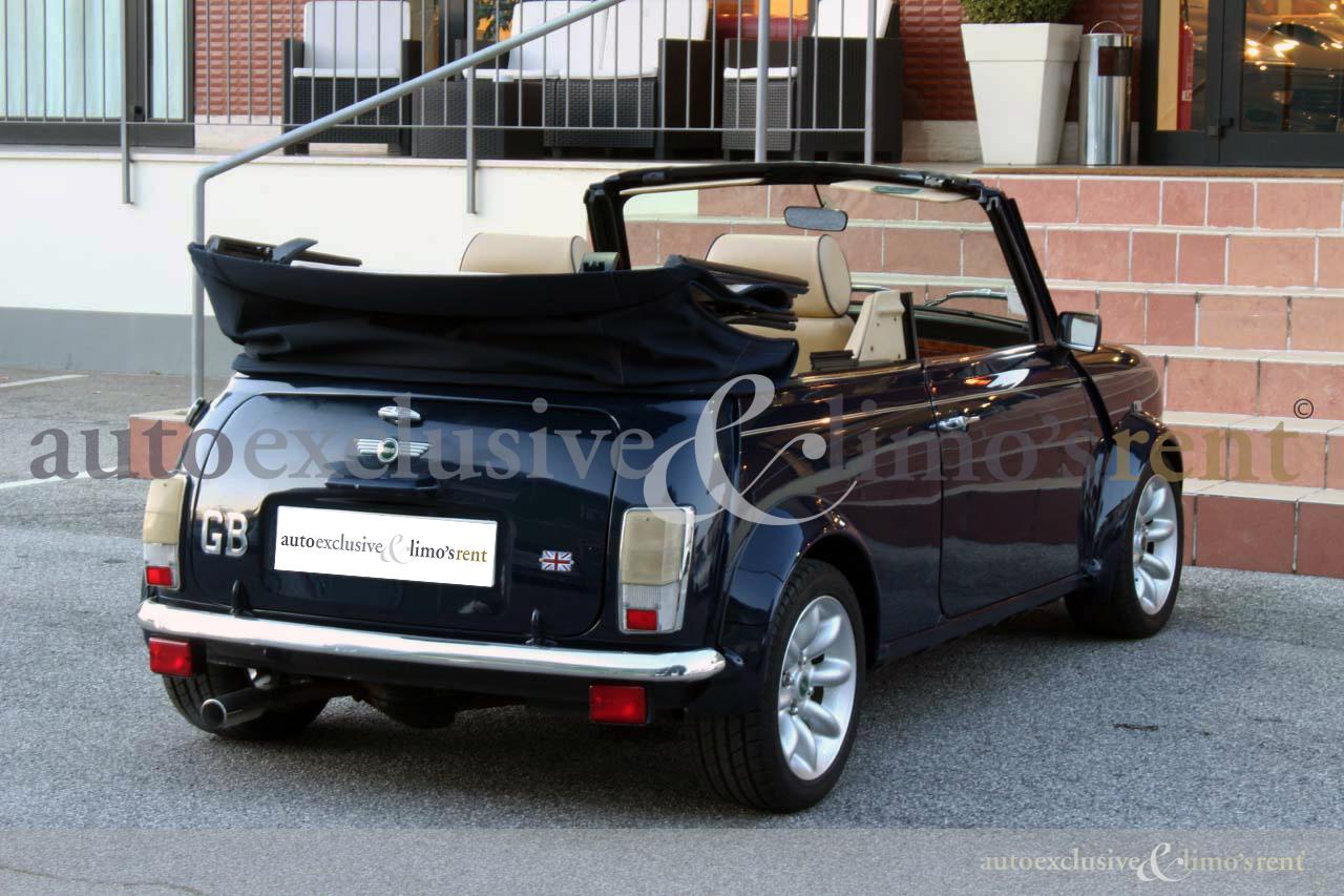 Autoexclusive Limosrent Rover Mini Cabrio Ref Iq626