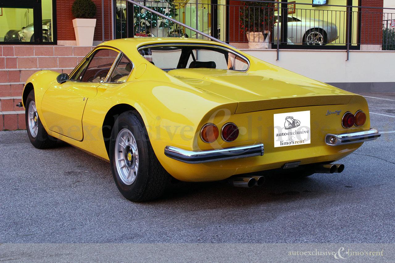 Ferrari 246 gt rif ild361 auto autoexclusive limo for Ferrario arredamenti srl