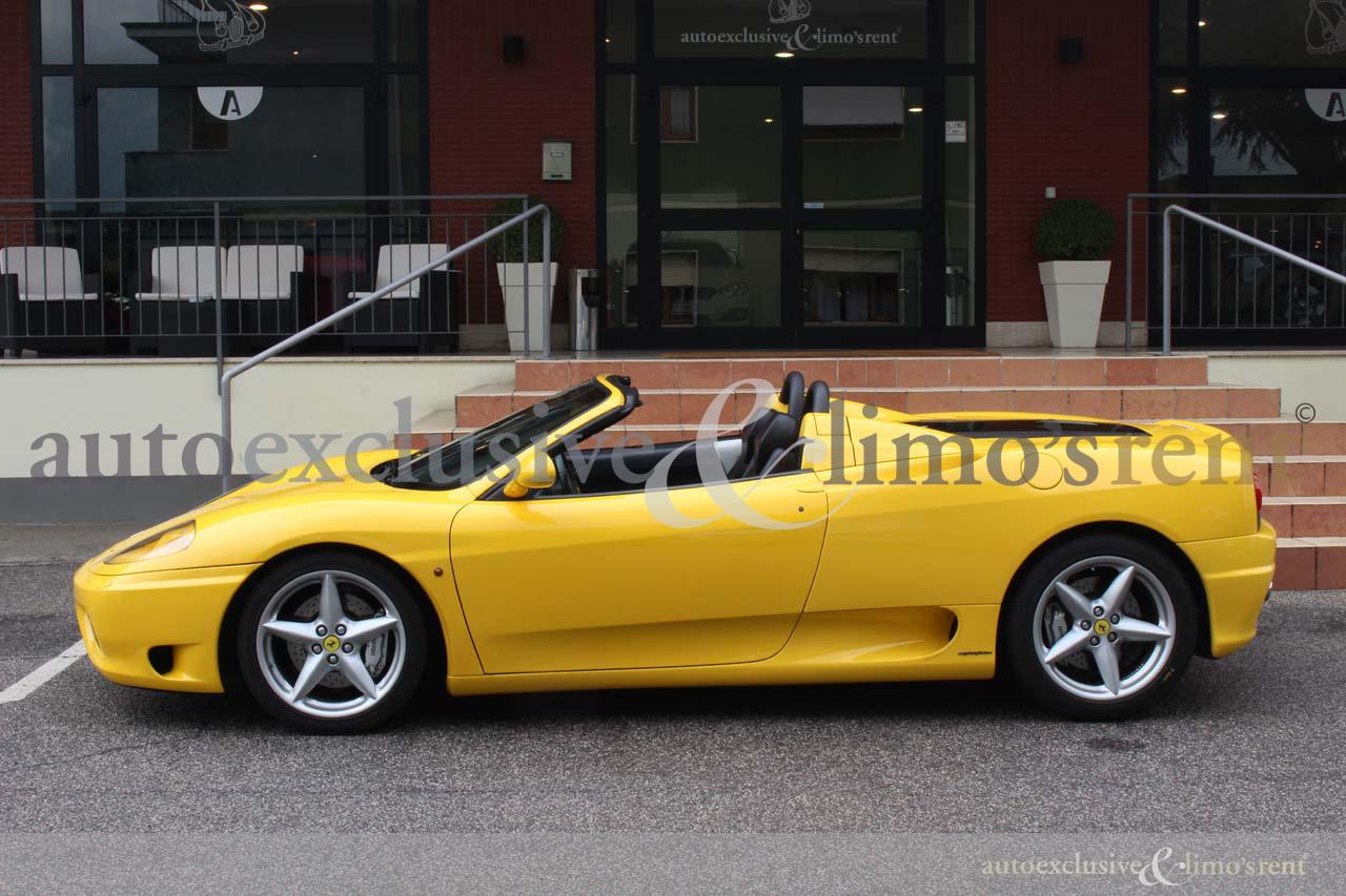 Ferrari 360 modena spider f1 rif iq618 auto for Ferrario arredamenti srl