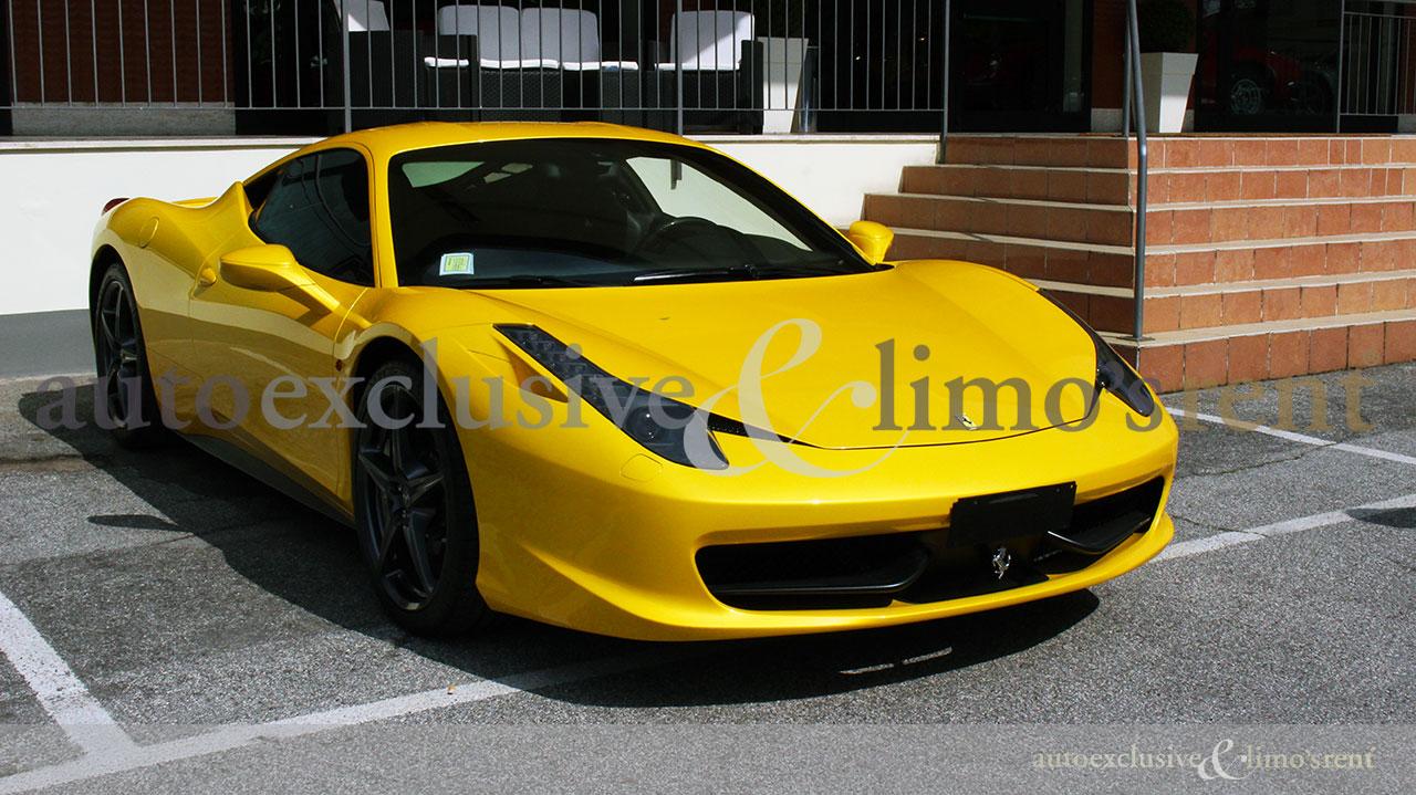 Ferrari 458 italia rif iq516 auto autoexclusive for Ferrario arredamenti srl