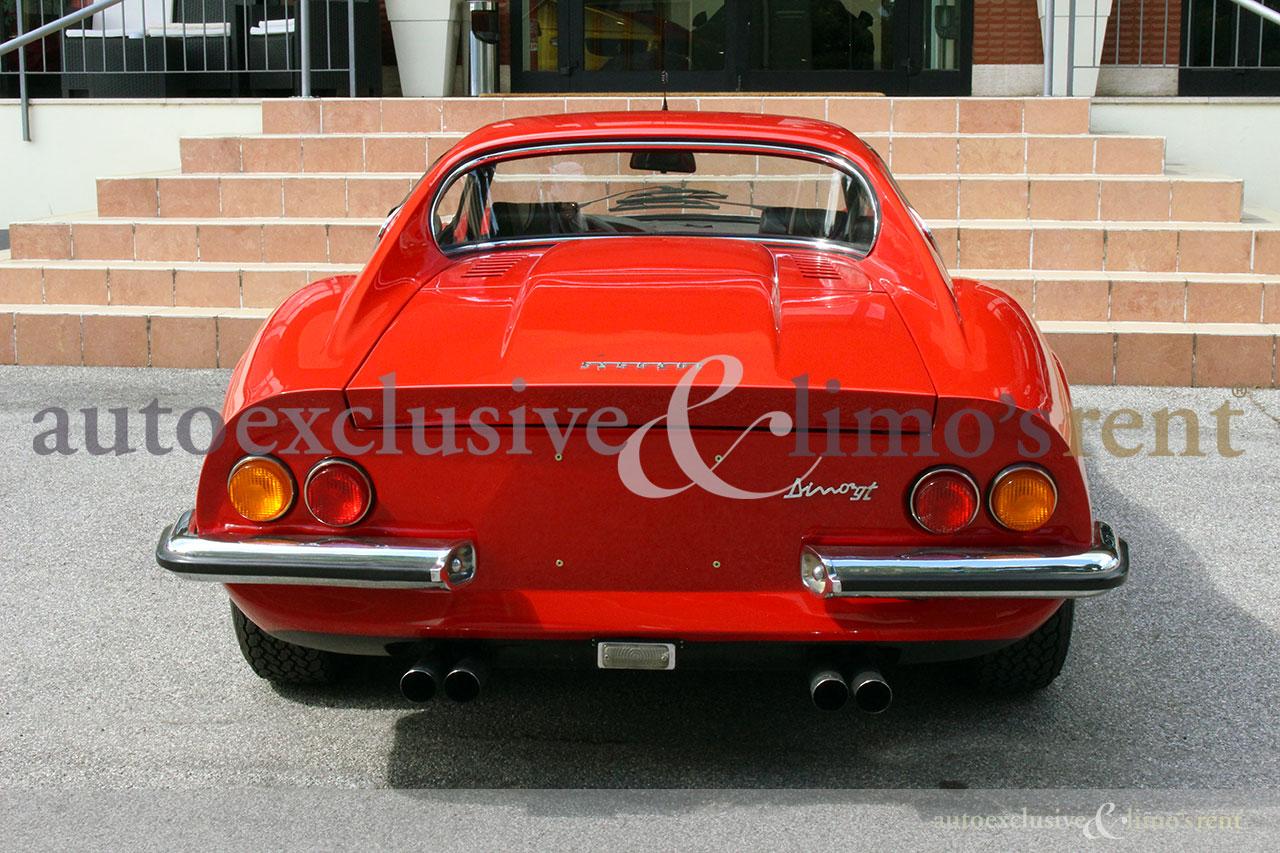 Ferrari dino 246 gt 1a serie rif iq485 auto for Ferrario arredamenti srl