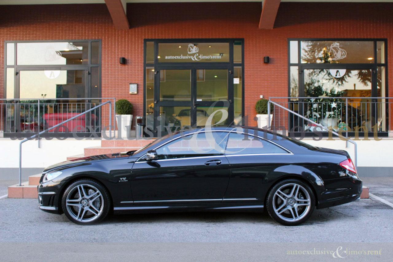 Mercedes benz cl 65 amg v12 biturbo rif iq480 car for V12 biturbo mercedes benz