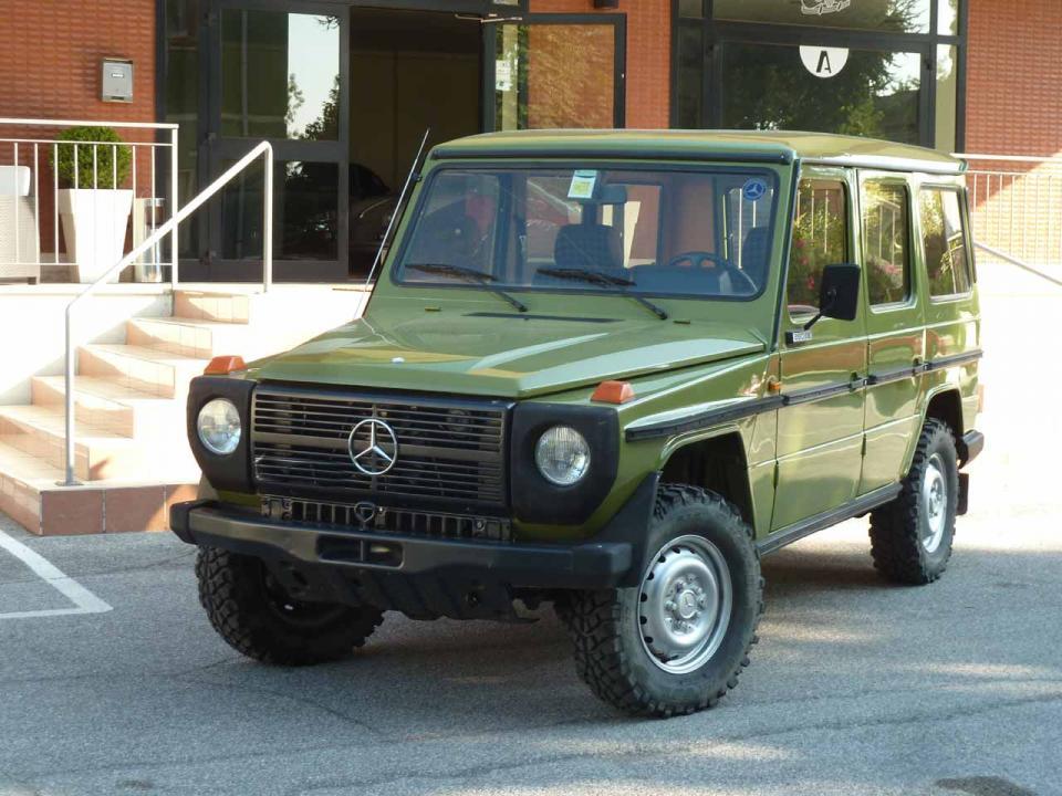 Mercedes benz ge 280 rif iq449 auto autoexclusive for Mercedes benz 280 ge