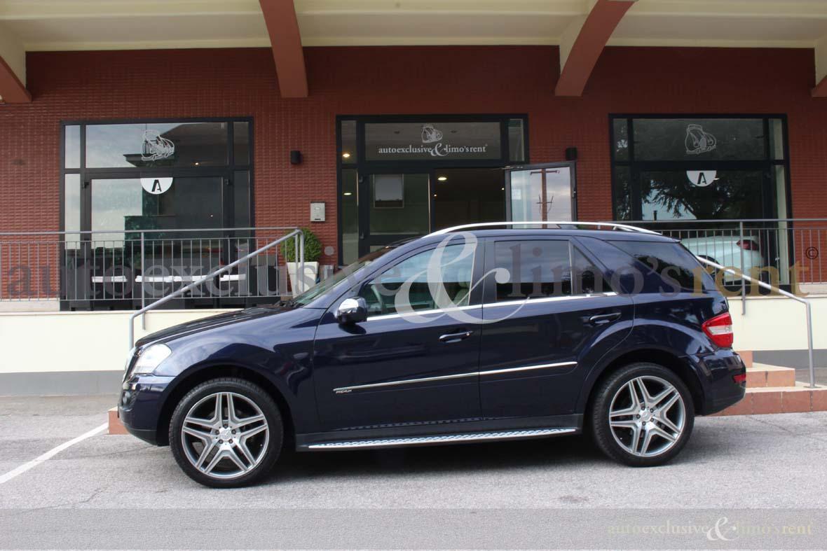 mercedes benz ml 420 cdi premium rif iww5203 car autoexclusive limo 39 s rent srl. Black Bedroom Furniture Sets. Home Design Ideas