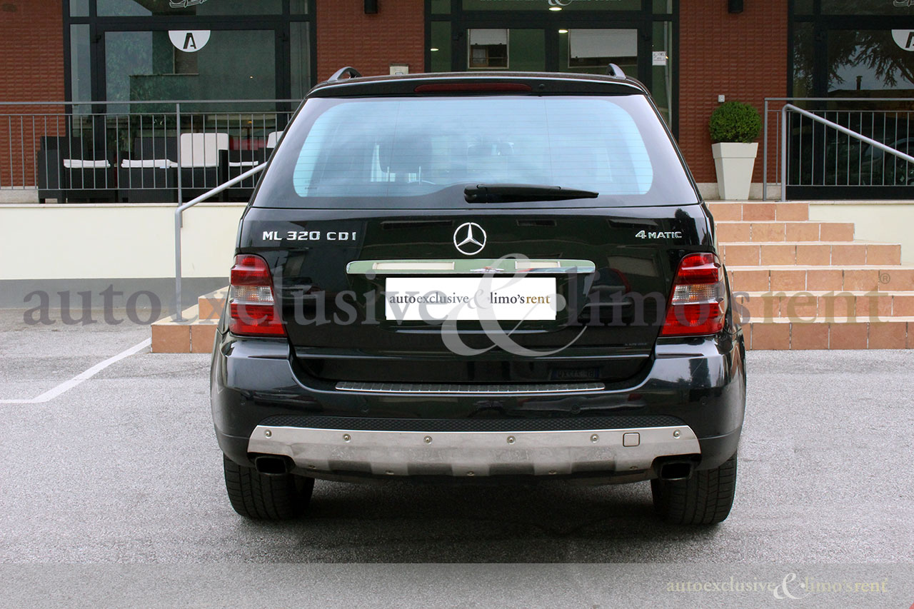mercedes ml 320 cdi 2008 occasion. Black Bedroom Furniture Sets. Home Design Ideas