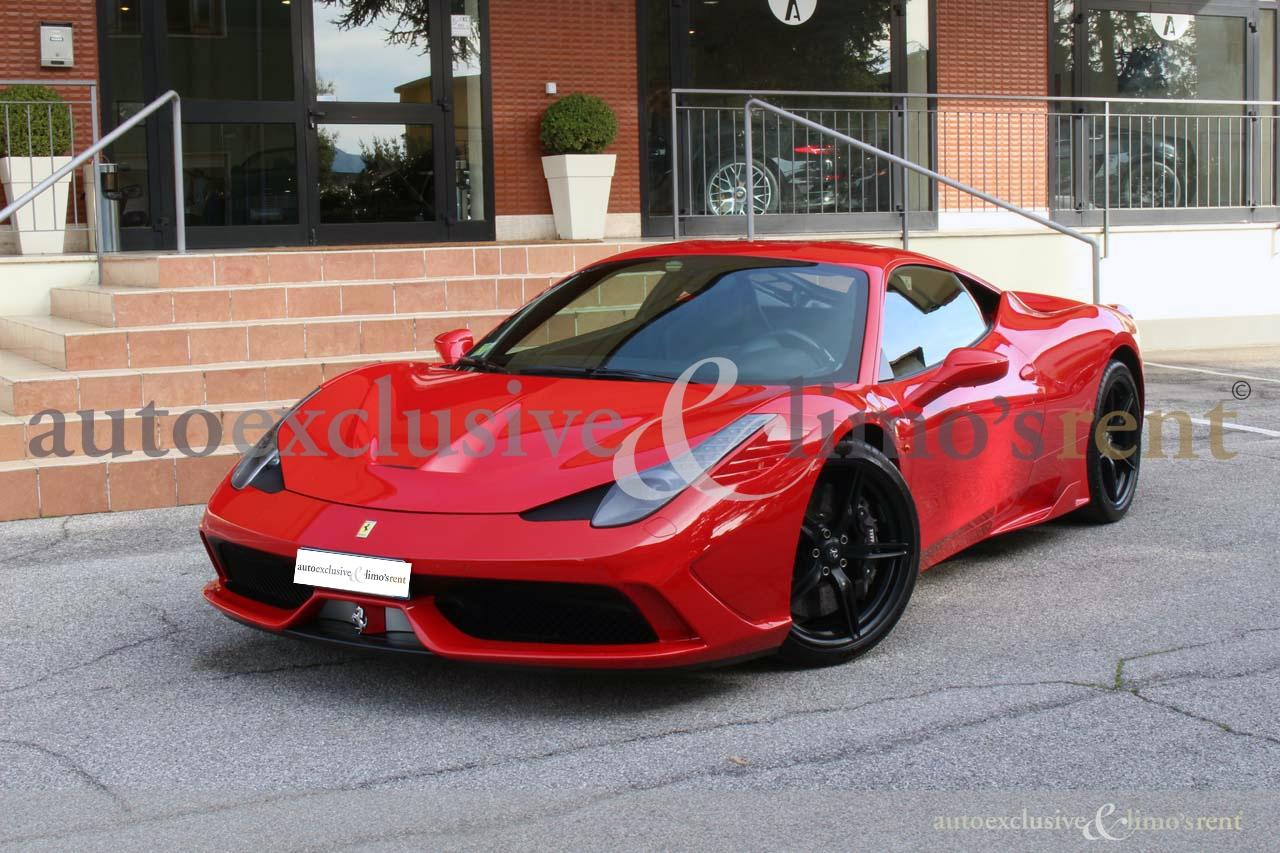 Ferrari italia 458 speciale rif iww5207 auto for Ferrario arredamenti srl
