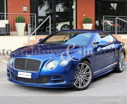 Bentley Continental GT Speed V12