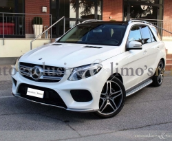 Mercedes Benz GLE 250d 4Matic Premiun Plus