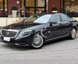 Mercedes Benz S 350 4 Matic Bluetec