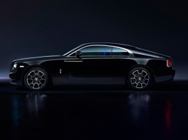 "Rolls-Royce Wraith ""Black Badge"""